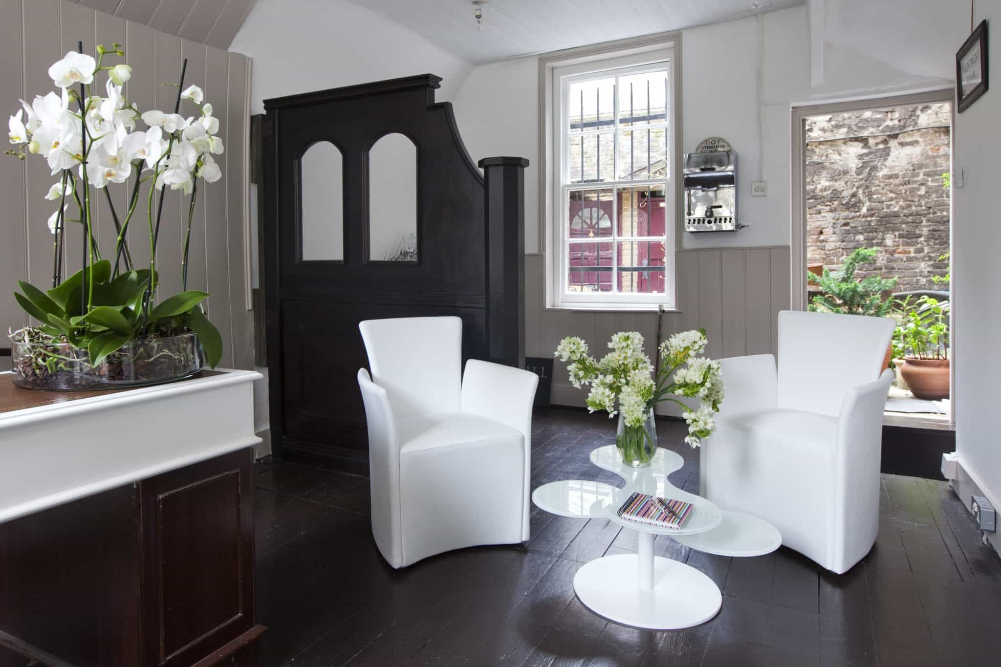 Our Beautiful Spitalfields London Waiting Room