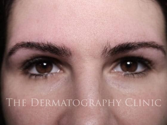 hair stroke eyebrows permanent makeup